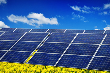 Renewable energy photovoltaic power, environment
