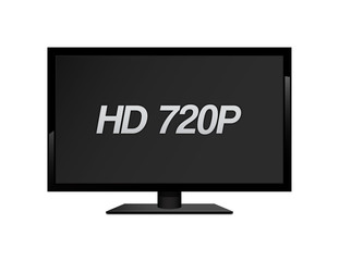 720P High Definition TV