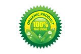 Organic Product Label