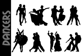 duos danseurs