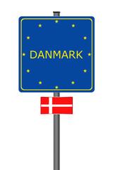 Dänemark in der EU