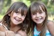 Les 2 copines de la forêt (été - filles - 5-6 ans)