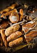 Assortiment de pains