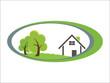 Vector Logo Template - Real Estate - Immobilien Logo