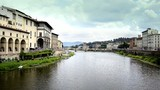 firenze, fiume arno poster