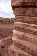 Travel in Arava desert