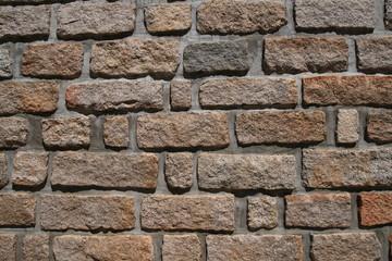 Muro di granito, Sardegna