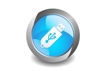 Flash Drive Button