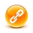 icône chaine lien/ fetter icon