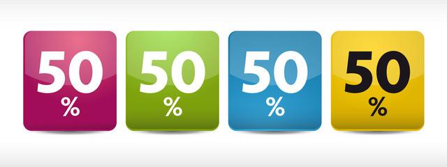 SCONTI 50%