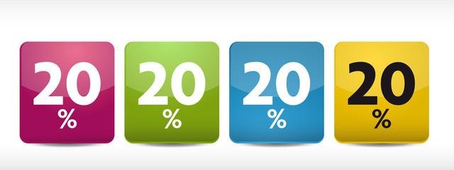 SCONTI 20%