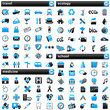 pack Icons II blue