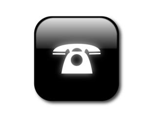 Call button -vector illustration