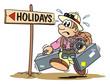 Holidays Distress