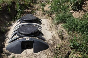 Sewage Septic Tank Domestic