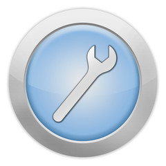 "Light Colored Icon ""Mechanic"""