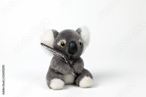Poster Cute Koala Toy