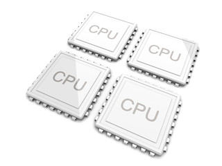 Quad core CPU