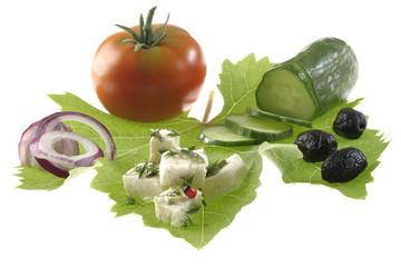 FETA pour une  salade méditéranéenne