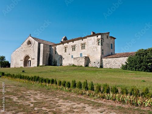 Salagon - national monument, botanical gardens, S France