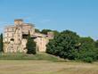 Lourmarin Chateau, Provence, south France - castle