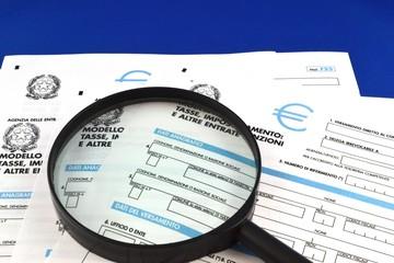 Modello F23 pagamento delle imposte