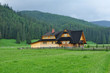 Wooden house - Tatra mountains