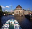 Berlin Kultur und Tourismus vom Wasser
