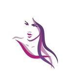 Fototapeta piękny - twarz - Kobieta