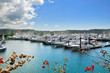 Sportfishing boats in Los Suenos Marina - 33684283