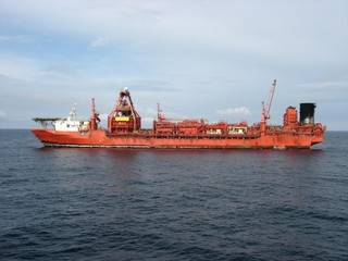 FPSO - Floating production storage offloading tanker