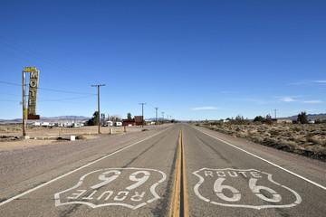 Bagdad California - Historic Route 66