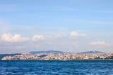 Istanbul Asian Side Skyline