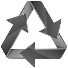 Recicle arrows