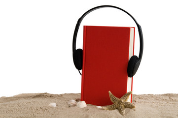 Hörbuch am Strand