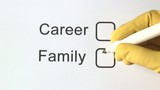 To choose career