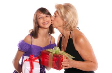 noël - s'offrir des cadeaux