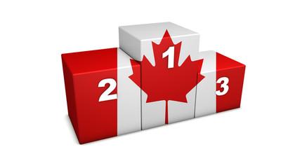 Canadian Podium
