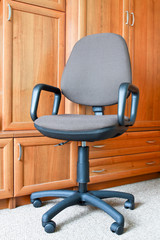 business chair in office center