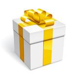 Fototapety cadeau noël - gift box