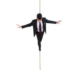Rope walker