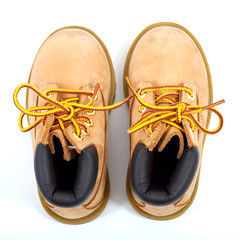 Kid boots.