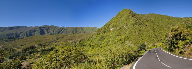 La Plaine des Palmiste, La Réunion.
