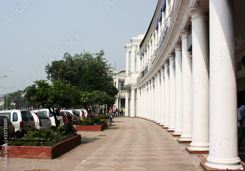 CBD, Connaught Place, New Delhi