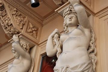 Baroque Facade, Vienna