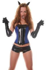 Screaming Alternative CatWoman