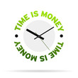 Time is Money Clock