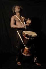 musicista africano