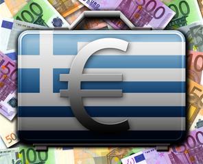 Geldkoffer Griechenland