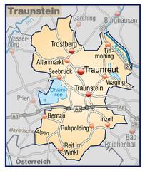 Traunstein Variante 7